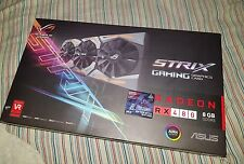 Asus Strix RX 480 8gb OC Edition HDMI 2.0 DP 1.4 AMD Radeon