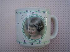 Vintage 1990 Bessie Pease Gutmann Mug Child  Mischief