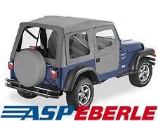 Verdeck Softtop Supertop Bestop +Türen Jeep Wrangler TJ