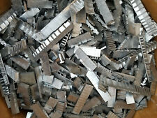 10+lbs Linotype letter press Hard Lead reloading, fishing weights FREE SHIPPING!