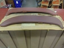 1961 FORD GALAXIE AND SUNLINER FENDER SKIRTS PAIR FORD NOS