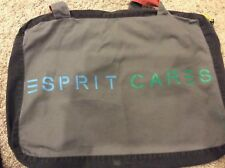 Vintage ESPRIT Cares Cotton Tote Bag - Kioyawa Trout - 1988 - Limited Edition