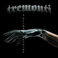 TREMONTI - A DYING MACHINE (RED VINYL)  2 VINYL LP NEU