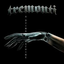 TREMONTI - A DYING MACHINE (RED VINYL)  2 VINYL LP NEW