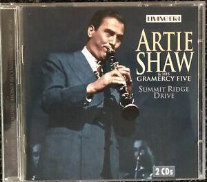 Artie Shaw & His Gramercy Five. Summit Ridge Drive. Jazz CD