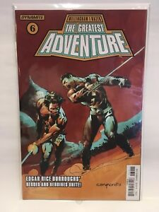 The Greatest Adventure #6 NM- 1st Print Dynamite Comics