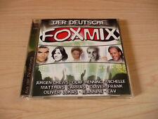 CD Der Deutsche Foxmix: IBO Jeannine Michelle EAV Andy Borg Simone Claudia Jung