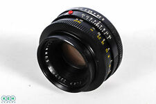Leica-R 50mm f/2 Summicron 2 Cam Lens