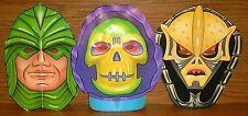 He-Man MotU Masters of the Universe 1980er Jahre Masken original Skeletor mask