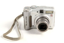 Canon Powershot A700 6.0 MP Digital Camera Silver 6X Optical Zoom Lens