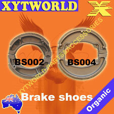Front Rear Brake Shoes Honda CT110 CT 110 X model for most Auspost postie bike