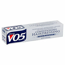 Alberto VO5 CONDITIONING HAIR DRESSING Gray / White / Silver Blonde Hair HQ