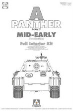 TAKOM 2098 1:35 PANTHER A MID-EARLY PRODUCTION FULL INTERIOR DETAIL MODEL KIT