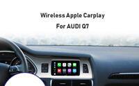 Wireless Apple Carplay Module Android auto GPS NAVI Cam For AUDI Q7 MMI 3G