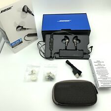 TOP! Bose QC20i QuietComfort, Noise Cancelling In-Ear Kopf/Ohrhörer Apple iPhone