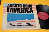 Mario Nascimbene Roberto Pregadio Designs Aligi Sassu LP Orig 1971 MInt