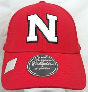 Nebraska Cornhuskers NCAA Top of the World S/M flex cap/hat
