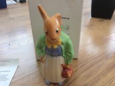 Royal Doulton Original Bunnykins Farmer Bunnykins Figure - DB 471 @