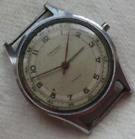 Longchamp Automatic Bumper mens wristwatch steel case screw cap