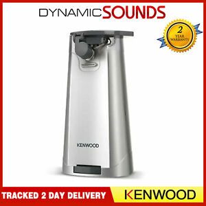 Kenwood Electric Can Tin Bottle Opener Knife Sharpener 3-in-1 - CAP70.A0 SI