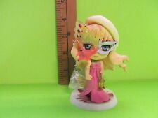 "Evangelion  Sheryl Nome in Masquerade Outfit 3.75""in Adorable Figure Pink Dress"