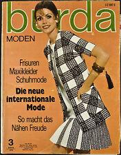 Burda Moden 03.1970