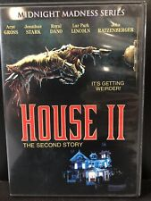 House 2 - The Second Story (DVD, 2011)-Horror-Rare & OOP