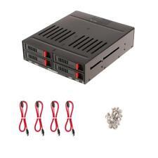 4 bay USB 3.0 Sata Estación de Acoplamiento para 2.5 ''hdd 9.5mm 12.5mm