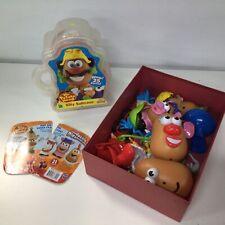 Mixed Lot Of Mr & Mrs Potato Head Parts Toys Hats Eyes Arms Feet #209