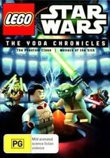 Lego Star Wars: The Yoda Chronicles: The Phantom Clone / Menace of the Sith (DVD, 2013)