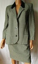 MARIANGELA PER SEM TAILLEUR Piedipull Completo GONNA + GIACCA TG. II (S/M)