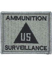 Ammunition Surveillance ACU Patch with Fastener (PV-AMMUN)