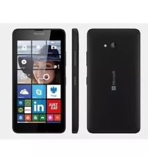 Microsoft Nokia Lumia 640 LTE*Black*4G* Window*EE Network* Excellent Condition