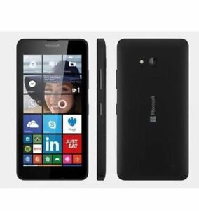 Microsoft Nokia Lumia 640 LTE*Black*4G* Window*EE Network* Excellent Condition