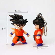 Dragon Ball SON GOKU LED Colgante Llavero con sonido y luz LED-NUEVO CALIDAD