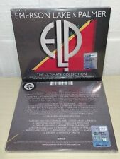EMERSON LAKE & PALMER - THE ULTIMATE COLLECTION – 3 CD