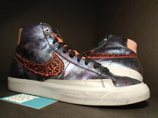 Nike Dunk BLAZER MID PREMIUM QS AREA 72 ALL-STAR CRIMSON BLACK PURPLE GREY Sz 12