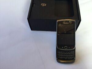 BlackBerry  Bold 9000 - 1GB - Black Smartphone
