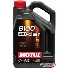 Motul 8100 Eco-clean 5W30 5L totalmente sintético