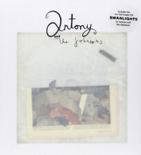 Antony And The Johnsons ‎– Swanlights CD, Album Hardcover book