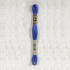 DMC Stranded Cotton - 792 -  Dark Cornflower Blue