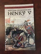 HENRY V by WILLIAM SHAKESPEARE - Dover Thrift Editions Paperback 2003 Unabridged