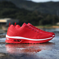 Women's Air Cushion Sneakers Casual Breathable Running Tennis Walking Shoes Gym
