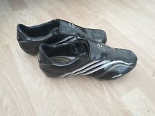 Adidas Black F50 Tunit Lightweight Football Boots Size UK 7 1/2 EU 41 1/2