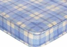 BUDGET MATTRESS CHEQUERED 3FT SINGLE CHEAP MATTRESSES
