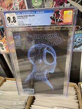 Amazing Spider-man #55 Awesome 3rd print Gleason variant CGC 9.8 NM/M Gem Wow