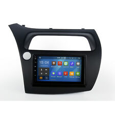 Car Navi's GPS + OBD for Honda Civic Hatchback 2006-2011 WiFi Map Android 4.4.4