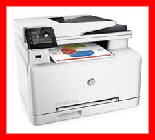 HP M277c6 Printer B3Q17A w/ NEW Toners / Drums, ONLY 3,303 Pages -- REFURB !!!