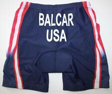 Tyr Women's Medium Red White Blue Triathlon Short Competitor Team Usa Balcar New
