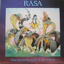 RASA - DANCING ON THE HEAD OF THE SERPENT  - LP (ORIGINAL INNERSLEEVE)